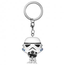 Llavero Pocket POP Star Wars Stormtrooper