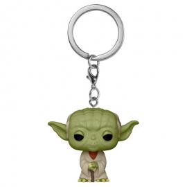 Llavero Pocket POP Star Wars Yoda
