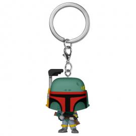 Llavero Pocket POP Star Wars Boba Fett