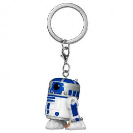 Llavero Pocket POP Star Wars R2-D2