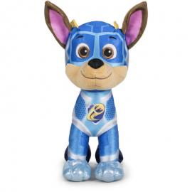 Peluche Chase Super Paws Patrulla Canina Paw Patrol 37cm