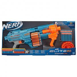 Lanzador Shockwave RD-15 Elite 2.0 Nerf