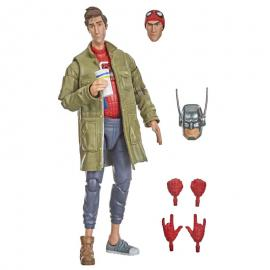 Figura Peter B. Parker Spiderman Into the Spider-Verse Marvel 15cm - Imagen 3