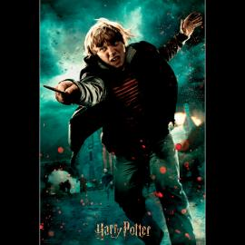 Puzzle lenticular Ron Weasley Harry Potter 300pzs