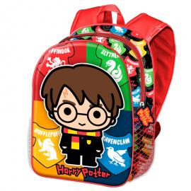 Mochila 3D Wizard Harry Potter 31cm