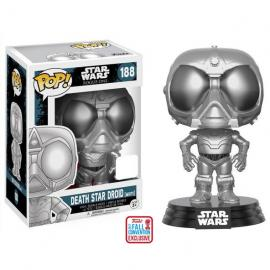 Figura POP! Star Wars Rogue One Death Star Droid 2017 Fall Convention Exclusive