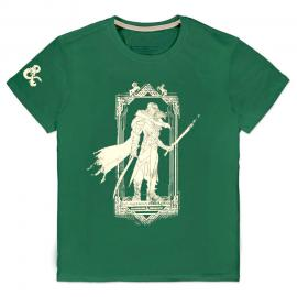 Camiseta Drizzt Dungeons and Dragons