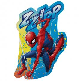 Toalla forma Spiderman Marvel