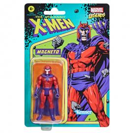 Figura Retro Magneto X-Men Marvel 9,5cm
