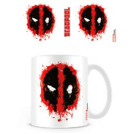 Taza Estampa Deadpool Marvel