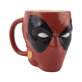 Taza 3D Deadpool Marvel