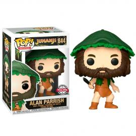 Figura POP Jumanji Alan Parrish with Knife Exclusive