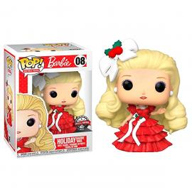 Figura POP Barbie Original Holiday Barbie Exclusive