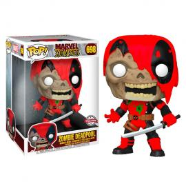 Figura POP Marvel Zombies - Zombie Deadpool Exclusive 25cm