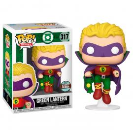 Figura POP DC Comics Green Lantern Exclusive