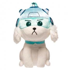 Peluche Rick & Morty Snowball with Helmet soft