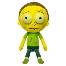Peluche Rick & Morty Morty soft