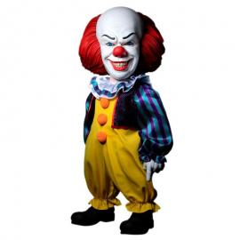 Figura parlante MDS Deluxe Pennywise Stephen King It 1990 38cm