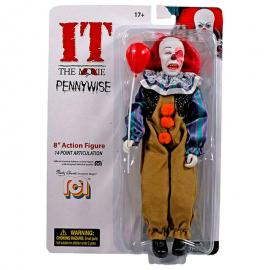 Figura Burned Face Pennywise Stephen King It 1990 20cm