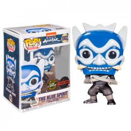 Figura POP Avatar The Last Airbender The Blue Spirit Exclusive Chase