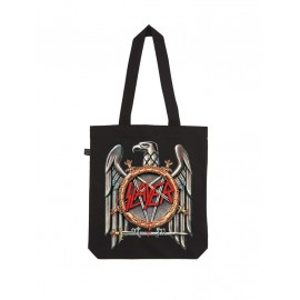 BOLSO DE TELA SLAYER (EAGLE LOGO)