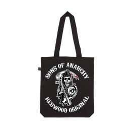 BOLSO DE TELA SONS OF ANARCHY (REDWOOD LOGO)