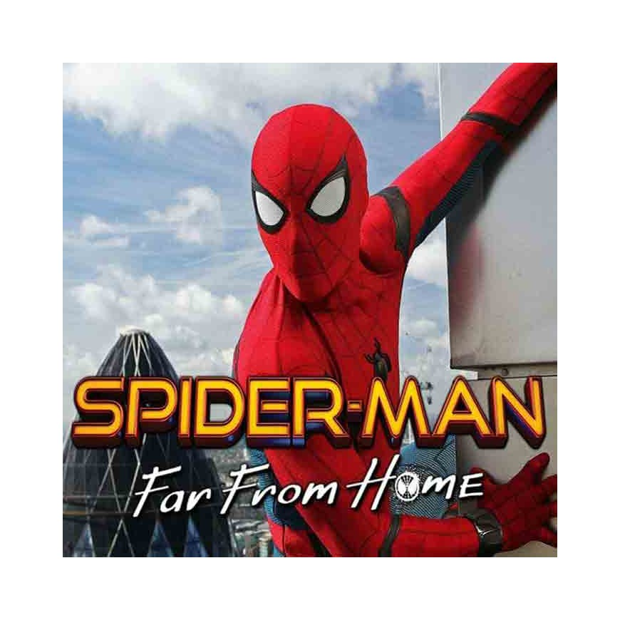 TRAILER DE SPIDERMAN FAR FROM HOME REVELADO
